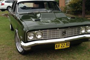 1971 HG Holden Premier in Bradbury, NSW Photo