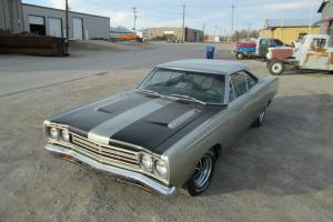 1969 plymouth roadrunner 383 4 speed numbers matching