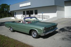 1966 Sport Fury III   1967,1968,1965 Big Block Convertible Florida Title