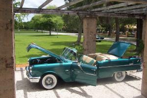 1955 Pontiac Star Chief Convertable