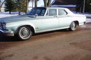 1964 Chrysler Imperial Base Hardtop 4-Door 6.7L