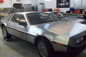 1981 Delorean DMC-12 Project 80's Icon