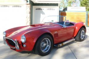 1965 AC Cobra 427 Replica Arntz  Big Block Shelby