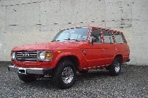 1987 FJ60 Toyota Land Cruiser Photo