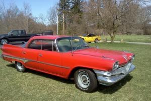 1960 Dodge Dart Phoenix with 426 Engine Hot Rod Sleeper Streetrod not Pioneer