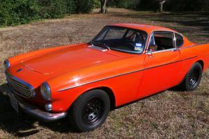 1967 VOLVO P1800 COUPE, NICE SOLID TEXAS CAR,  4 SPEED WITH OVER-DRIVE