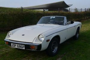 1975 Jensen-Healey White  Photo