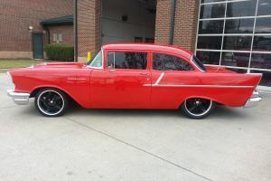1957 Chevrolet 150 2-Door Post Small Block Chevy