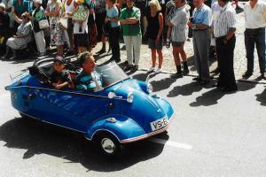 1963 Messerschmitt Kabinenroller / Roadster