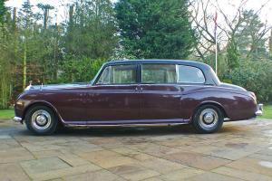 "ROLLS ROYCE PHANTOM V ""Park Ward"" Formal State Limousine 1961 MAY PX"
