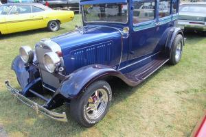 1928 DODGE VICTORY SIX STREETROD ALL MOPAR DRIVETRAIN 340 SUPERCHARGED CUSTOM 28