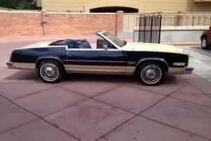 1982 Cadillac Eldorado Convertible