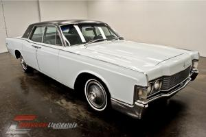 1968 Lincoln Continental 462 Automatic PS Number Matching PB Vinyl Top LOOK