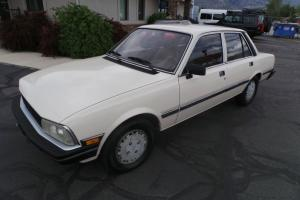 1985 Peugeot 505GL - Excellent Condition Photo