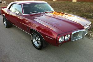 1969 Pontiac Firebird Hardtop 2-Door