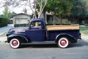 FORD HOT ROD PICKUP TRUCK RAT TRADITIONAL