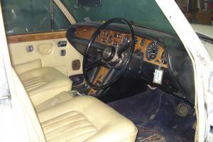 Rolls Royce, 1971, Shadow, four door, RHD