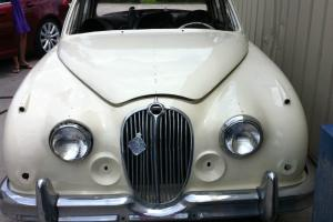 1962 Jaguar 340