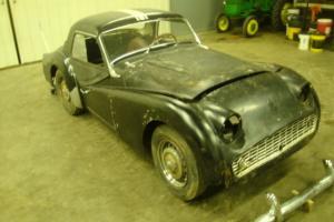 1959 Triumph TR3A Base 2.0L