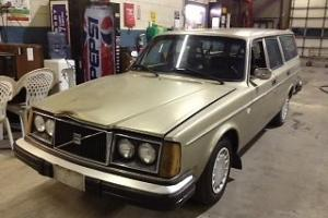 1976 Volvo 240/245