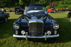 1960 Bentley S2 Continental Convertible