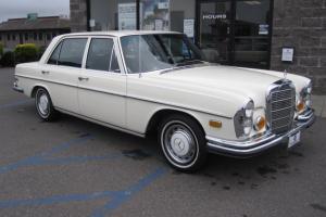 1973 Mercedes-Benz 280SEL 4.5L Gas Excellent Condition