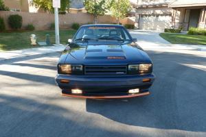 1985 Mercury Capri ASC Mclaren Coupe