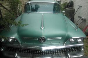 1958 Buick Century Base Sedan 4-Door 6.0L
