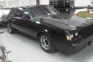 1987 BUICK T-TYPE,WE4,1 OF ONLY 1547 BUILT,99K ORIG MILES,CLEAN CARFAX,