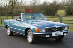 Mercedes-Benz 350 SL R107 | Restored | 12 Month Warranty