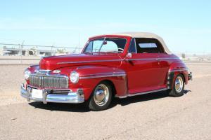 Beautiful 1946 Mercury Eight Convertible! Great Post War Classic!