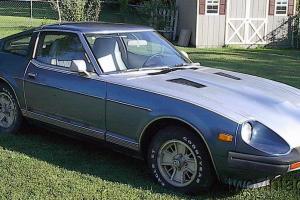 1980 Nissan/Datsun 280ZX Hard Top w/1983 T Top Parts Car