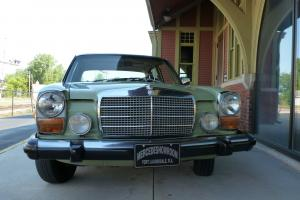 1976 Mercedes Benz 230 Vintage-Classic-Antique Low miles-Mint! All Original Nice