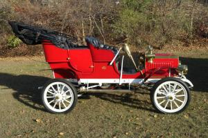 1906 Reo Two Cylinder Touring