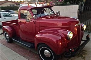 1948 studebaker M5 all steel hot rod a must have in your collection a must see