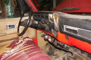 1982 Red GMC 3/4 ton