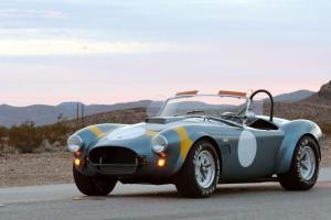 1964 Shelby Cobra CSX 7000 289 50th anniversary FIA Comp Car