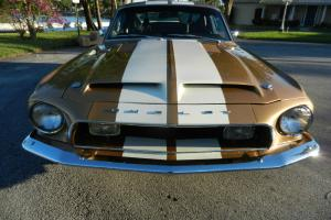 RARE 1968 SHELBY GT500, FRAME OFF NUT AND BOLT ROTISSERIE RESTORATION