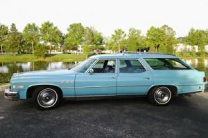 American Buick Estate Wagon