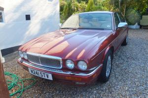 1995 DAIMLER DOUBLE SIX (X300) - ONLY 24000 MILES