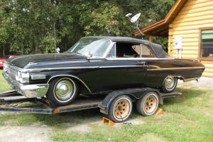 1962 Mercury Monterey Custom Convertible