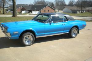 1968 Mercury Cougar XR7 5.0L........NO RESERVE!!!