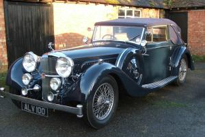 Alvis 4.3 Litre Offord DHC 1939 Photo