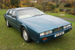 1990 ASTON MARTIN LAGONDA SERIES 4 36,000 MILES - FOR AUCTION 31.1.2014