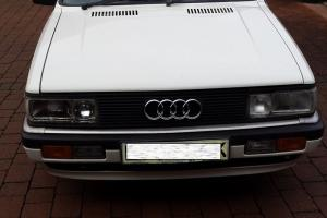 1988 AUDI COUPE GT Photo