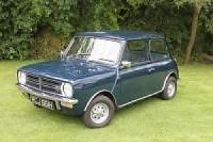 Classic mini clubman 1970 tax exempt