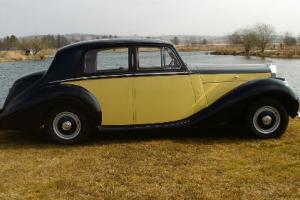 Bentley R type Photo