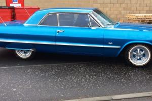 1963 CHEVROLET IMPALA SS 2 door coupe 327 V8 auto with power steering 350bhp