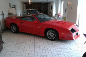 1993 CHEVROLET CAMARO Z28 5.0 CABRIOLET FIRST OFFER OF £5000 CAN TAKE IT AWAY
