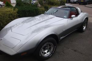 CORVETTE C3 1978 25TH ANNIVERSARY EDITION 5.7 V8